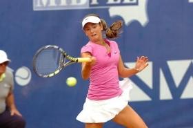 Catherine Bellis classe 1999, n.169 WTA