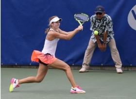 Catherine Bellis  classe 1999, n.75 WTA