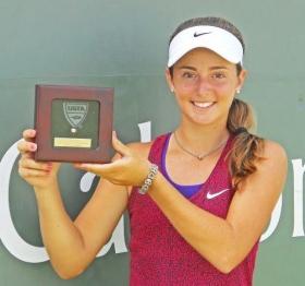 Catherine Bellis classe 1999, n.1206 WTA