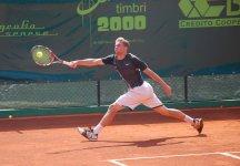Qualificazioni Challenger: Riccardo Bellotti al turno decisivo a Trnava. Roberto Marcora supera le qualificazioni a Kenitra. Burzi si ferma al turno decisivo a Szczecin