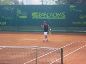 Riccardo Bellotti impegnato in Ungheria