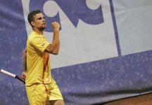 Challenger Marburg: Riccardo Bellotti gioca un buon match con Garcia Lopez ex top 30 ma si ferma al secondo turno (Video)