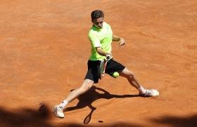 Riccardo Bellotti classe 1991, n.343 ATP - Foto Costantini