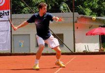 Challenger Alphen: A sorpresa subito eliminato Riccardo Bellotti