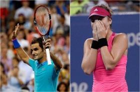 Belinda Bencic e la felicità di giocare con Federer