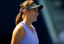Belinda Bencic si rifiuta di giocare contro una tennista proveniente dal torneo di Palermo
