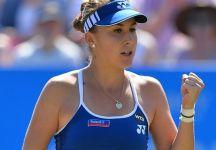 WTA Eastbourne: Primo successo in carriera per Belinda Bencic