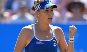 Belinda Bencic classe 1997, n.7 WTA