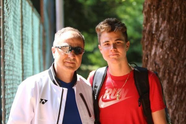 Bencic padre e figlio