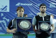 Basilashvili abbandona per infortunio e Berankis vince il Challenger di Andria