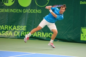 Berankis trionfa a Ortsei: Ram battuto in finale per 76 64 - (foto Marco Wanker)