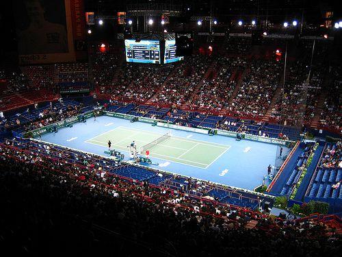 Il torneo di Parigi Bercy