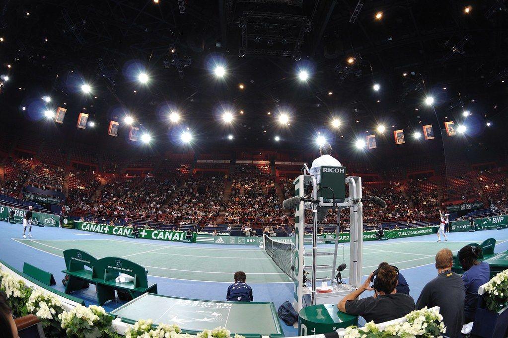 Il Masters 1000 di Parigi Bercy si disputerà senza pubblico e con i giocatori che alloggeranno nello stesso Hotel (con le entry list Md e Qualificazioni)