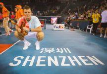 Tomas Berdych dall'ospedale alla vittoria a Shenzhen