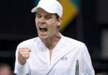 ATP Stoccolma: Successo di Tomas Berdych. Decimo successo in carriera per il ceco