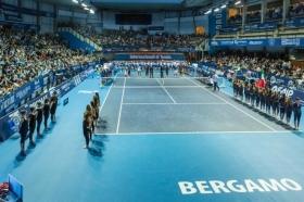 Bergamo sarà il primo torneo italiano anche nel 2016