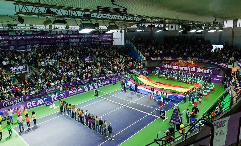 Bergamo sarà il primo torneo italiano anche nel 2019