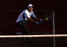 Carlos Berlocq per la prima volta in carriera vince un torneo ATP. L'argentino si è imposto a Bastad. A Budapest terzo successo nel circuito per Simona Halep
