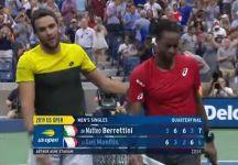Video del Giorno: L'epica vittoria di Matteo Berrettini contro Gael Monfils agli Us Open