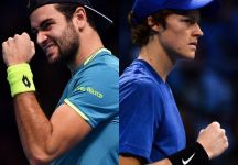ATP Awards 2019: riconoscimenti prestigiosi per Matteo Berrettini e Jannik Sinner