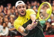 ATP Vienna: I risultati con il dettaglio delle Semifinali. Matteo Berrettini si ferma in semifinale