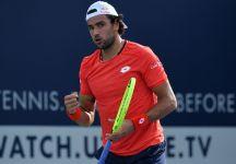 Ultimate Tennis Showdown: Vince Matteo Berrettini (con il video dell'ultimo punto)