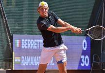 Challenger Biella 7: I risultati dei Quarti di Finale. Fuori Jacopo Berrettini (Video)