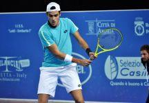 Matteo Berrettini dà forfait a Doha