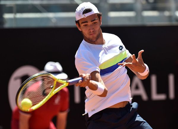 Matteo Berrettini classe 1996 e n.127 ATP