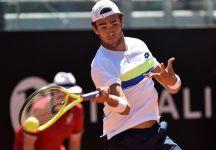 Challenger Segovia: Matteo Berrettini ad un passo dalla sconfitta approda in semifinale (Video)