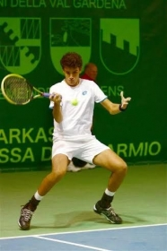 Matteo Berrettini classe 1996, senza ranking ATP