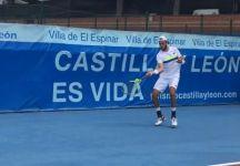 Challenger Portoroz: In prima serata ci sarà la finale di Matteo Berrettini
