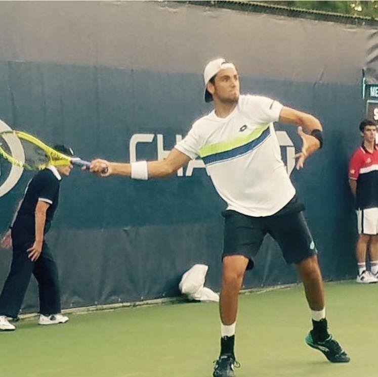 Matteo Berrettini classe 1996, n.127 ATP