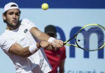 ATP Kitzbuhel: Matteo Berrettini centra i quarti di finale