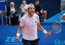 ATP Kitzbuhel: I risultati Live del Day 2. Matteo Berrettini elimina anche Gilles Simon