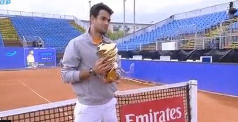 Matteo Berrettini classe 1996 da domani al n.37 ATP