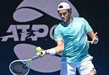 Australian Open: Un autoritario Matteo Berrettini batte Anderson e stacca il pass per il secondo turno