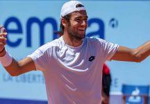 ATP Budapest: Trionfa Matteo Berrettini
