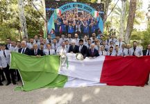 """Berrettini dal Presidente Mattarella: """"Spero un giorno di poter tornare qui con un trofeo più importante"""""""