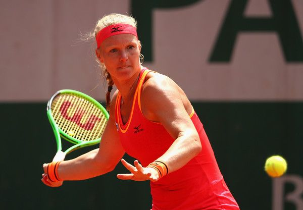 Kiki Bertens, tennista olandese