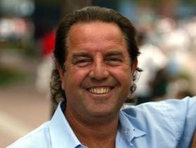 Paolo Bertolucci, ex n.12 al mondo in singolare, capitano di Coppa Davis azzurro e ospite della serata di sabato 5 dicembre a Iseo (Brescia)