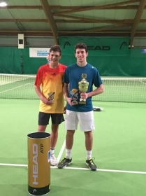successo di Federico Bertuccioli, giocatore della San Marino Tennis Academy, ai Bavarian Junior Championships, torneo internazionale ITF Under 18 svoltosi a Codelzburg (Germania).