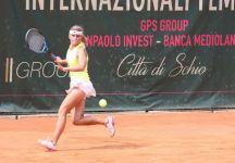 ITF Cuneo: Bianca Turati vince e convince