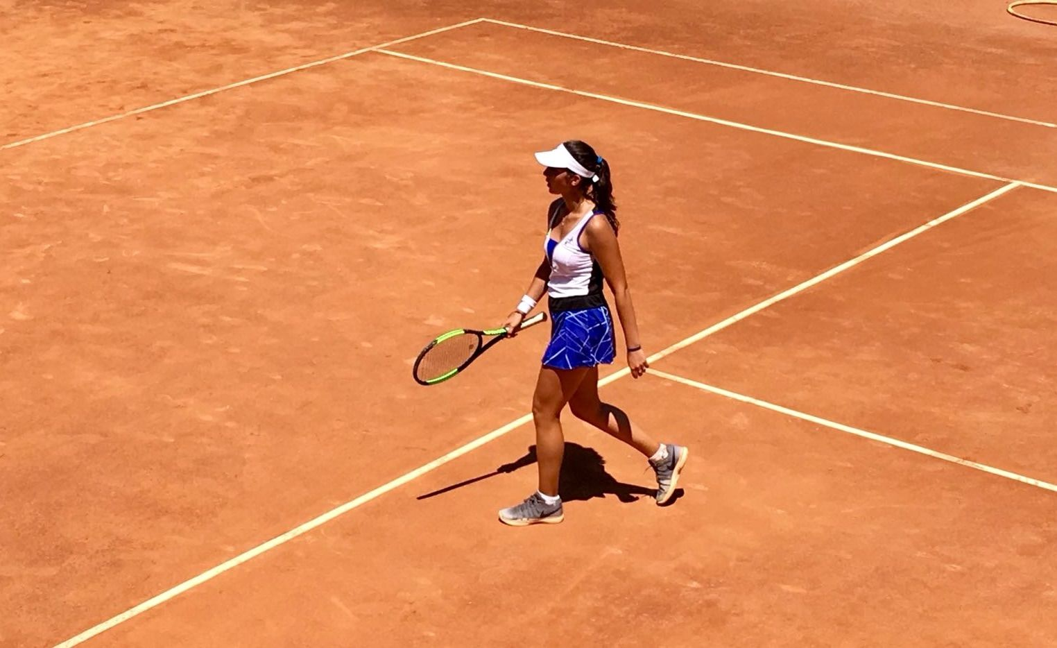 Martina Biangianti nella foto - Foto SportFace