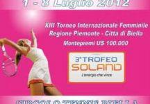 Cancellato il torneo ITF di Biella. Era uno dei tornei più importanti d'Italia