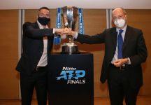 ATP Finals 2021 – Torino: La presentazione del torneo. Le parole di Binaghi e Gaudenzi