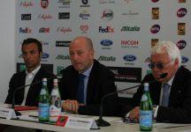 """Angelo Binaghi stamane durante la conferenza stampa del torneo di Roma: """"Mi ricordo quando il padre della Giorgi ci chiese 300mila euro di prestito, sapevamo già allora con che tipo di persona avevamo a che fare, avevamo messo nel conto tutto"""""""