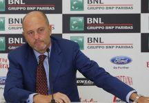 Angelo Binaghi è stato dimesso dal Policlinico Gemelli