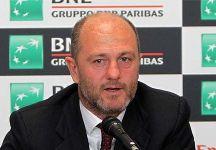 """Angelo Binaghi: """"ATP Finals a Torino già quest'anno? Potremmo cogliere l'occasione"""""""