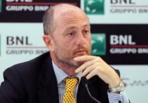 """Angelo Binaghi: """"Vogliamo giocare gli Internazionali BNL d'Italia tra settembre e ottobre"""""""